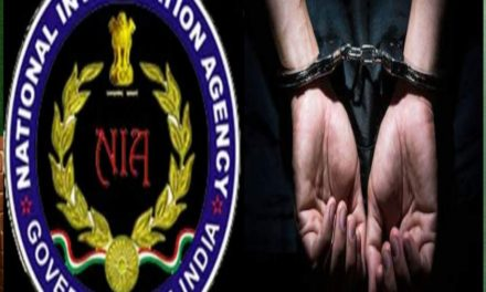 Police hands over 9 persons arrested by SOG Srinagar to NIA