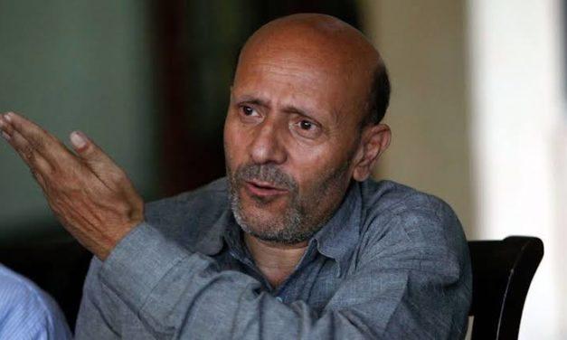 Er. Rasheed calls governor on phone over his offer to Huriyat