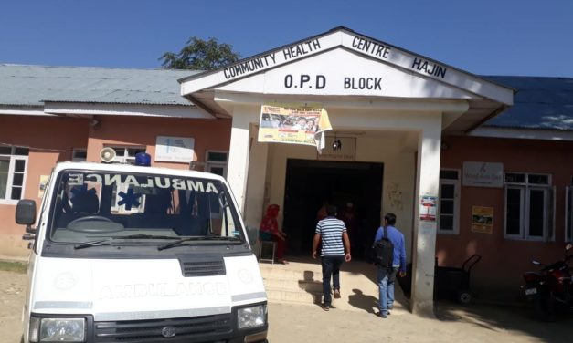 Blue eyed pharmacists 'diktat' terms in Hajin block