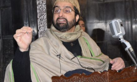 Will resist ever move to change state's demography: Mirwaiz on Article 35-A hearing