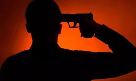 Cop shoots himself in Budgam