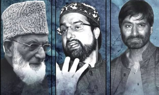 JRL Calls For Valley Wide Shutdown Tommorow Aganist Crackdown & Article 35 A