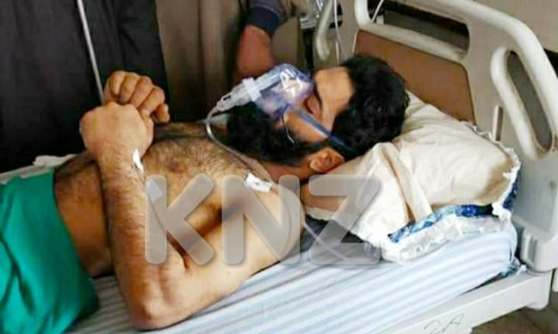 Ganderbal youth Injured of multiple bullets,Family and Neighbours in shock .