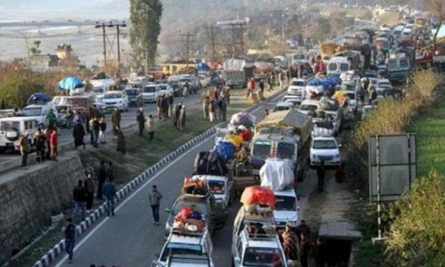 Jammu-Srinagar Highway Opens Partially After Being Shut For Six Days