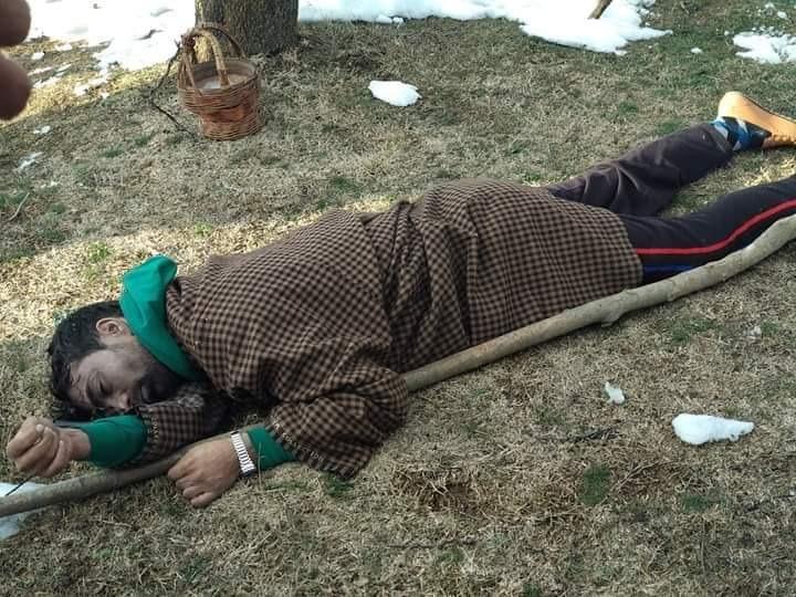 Mentally challenged man found dead in Budgam