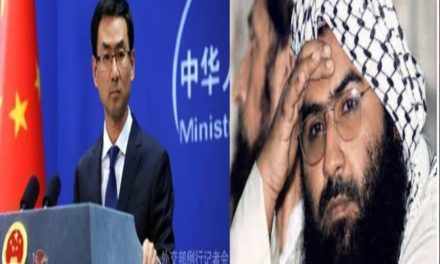 China says it will engage with India on Masood Azhar issue