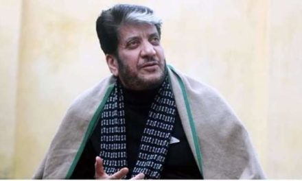 Shabir Shah attacked in Tihar, nature of injury not known, alleges Dr Bilqees Shah