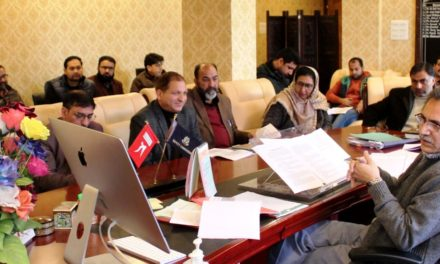 General election preparedness reviewed at Ganderbal