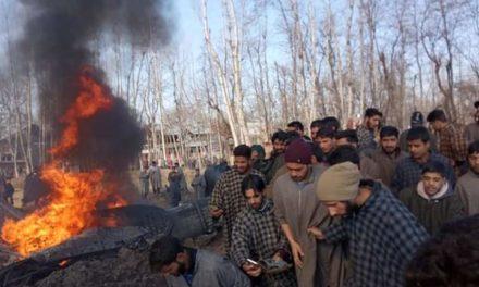 IAF chopper crash in budgam ,7 Killed