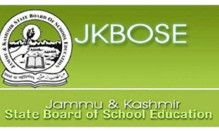 JKBOSE: ONLINE APPLICATION FORMS FOR RE-EVALUATION/XEROX OF CLASS 11TH 2019