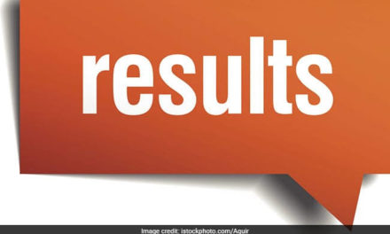 11th Class Results out check here