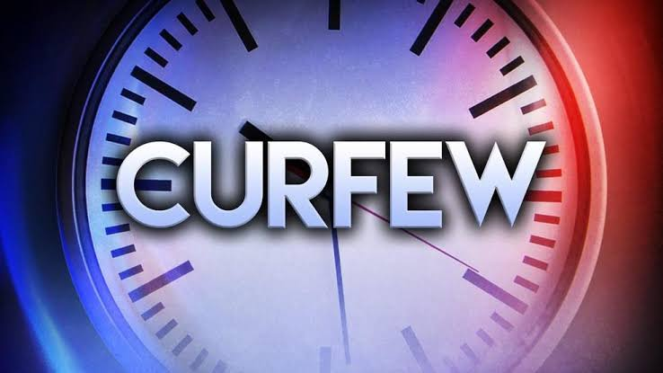 Curfew To Continue In Jammu For Second Day