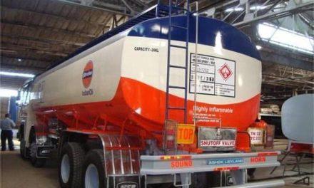 274 Oil Tankers, Trucks reach Srinagar