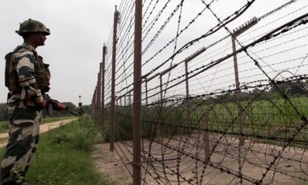Mortar shelling wakes up border residents of Uri
