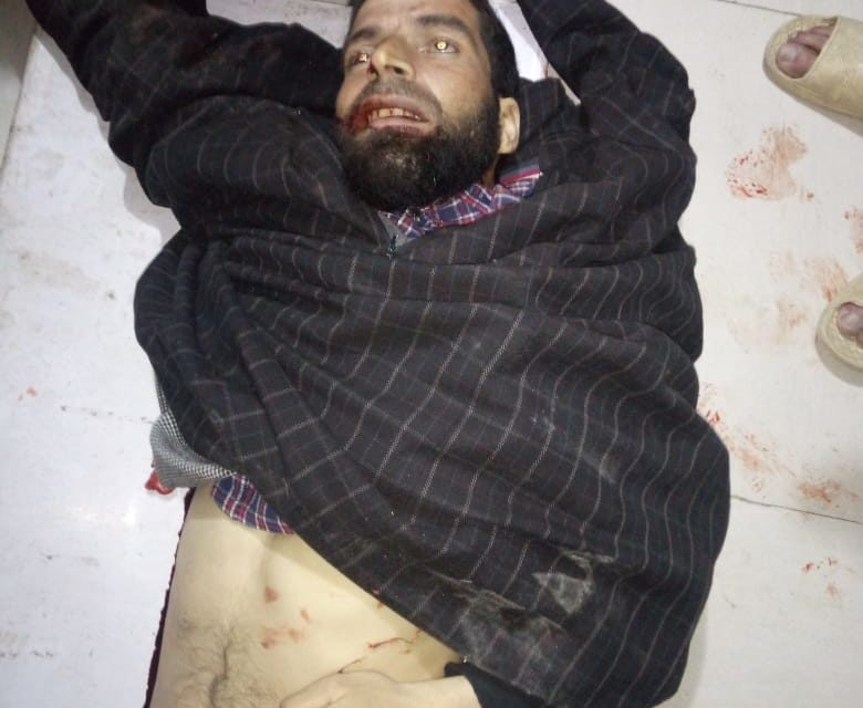 Suspected Militants Kill 36-Year-Old Man In Pulwama