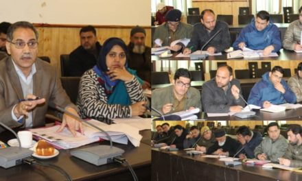 Location of polling stations finalized at Ganderbal