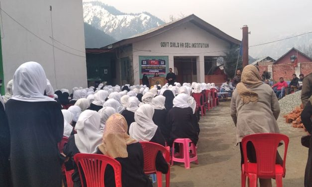 Awareness Programme on Child Abuse and Sexual Voilence held by DLSA Ganderbal