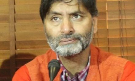 JKLF concerned over continued detention of its chief Yasin Malik