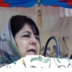 PDP Workers Are 'Real Mujahideen', Says Mehbooba!