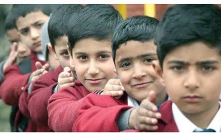The directorate of school education, Kashmir (DSEK) has ordered change in school timings from April 1.