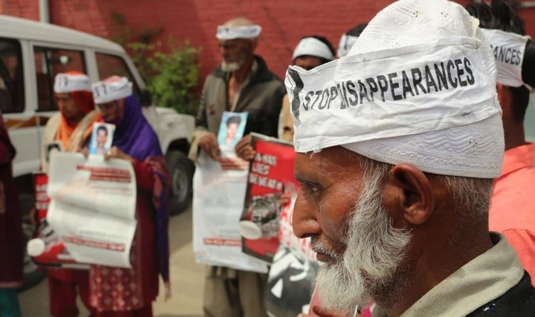 GoI has failed to investigate enforced disappearance cases: APDP