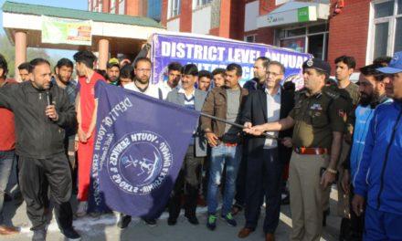 DYSS organizes Road Race at Ganderbal