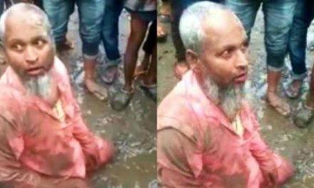 Muslim man beaten for selling beef, force-fed pork in Assam