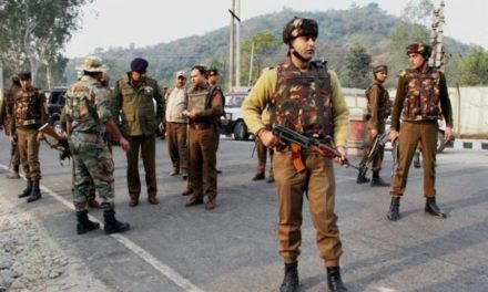 RSS Leader's Killing: Police Constitutes SIT, Army Carries Fresh Flag March Amid Internet, Curfew Gag