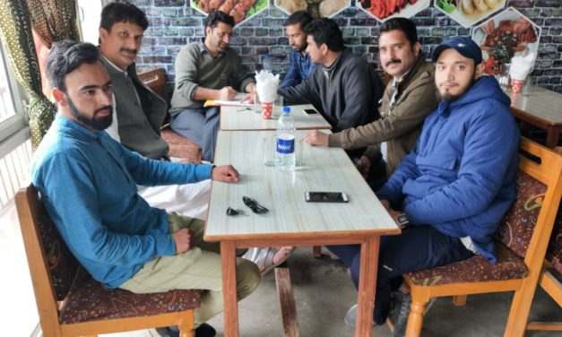 Ganderbal Badminton association​ meets to chalk out preparations for upcoming District championship