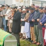 Mirwaiz grieved over demise of head of Law Department of KU Professor Muhammad Akram