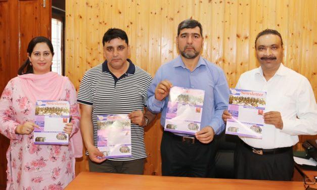 DGP Prisons releases Prisons Department's Quarterly Newsletter.