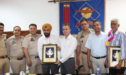 PHQ bids farewell to retiring officers.