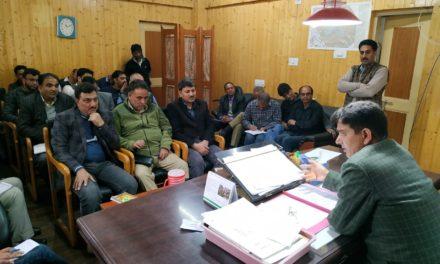 Ramzan arrangements finalized in Bandipora