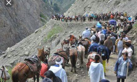 Registration for 46-day-long Amarnath Yatra begins