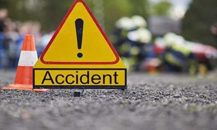 25-year old motorcyclist dies in road mishap