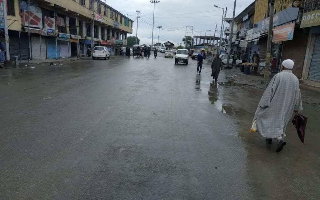 Sopore parts shut over killing of ISJK Commander