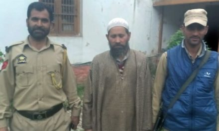 'Ikhwani' Involved In Killing Of Seven Members Of Family Arrested After 23 Years In Kashmir