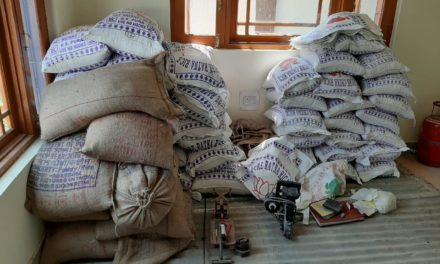 Srinagar police seizes 15 quintals of subsidized rice; 02 arrested
