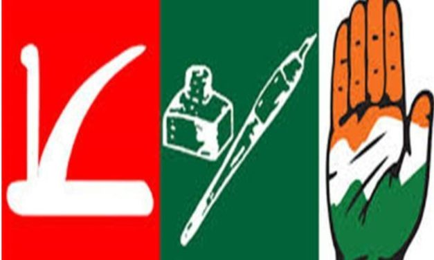 Exit poll predicting BJP's return has Kashmir anxious