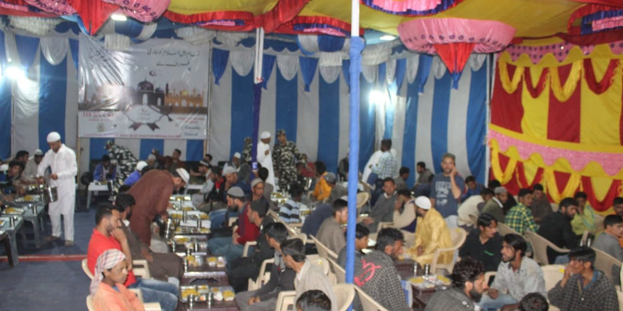 CRPF118Bn organises Iftar party