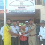 """Closing ceremony of Inter- Block District level sports competition under """"Khelo India"""" held at SK Stadium Bandipora"""