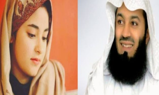 May Allah bless and keep guiding you: Mufti Menk to Zaira Wasim