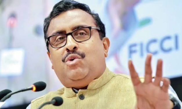 Article 370 has to go lock, stock and barrel: Ram Madhav