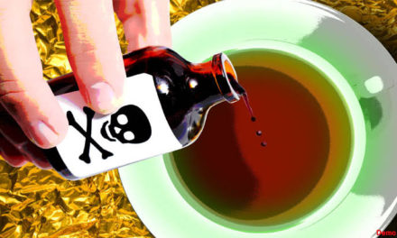 Five People Take Poisonous Tea, Admitted In Hospital