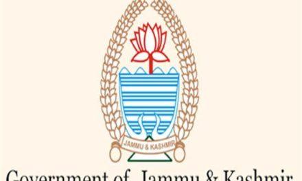 J&K govt notifies territorial jurisdiction of Anti-Corruption Bureau police stations