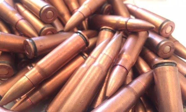Chinese steel bullets new challenge: CRPF
