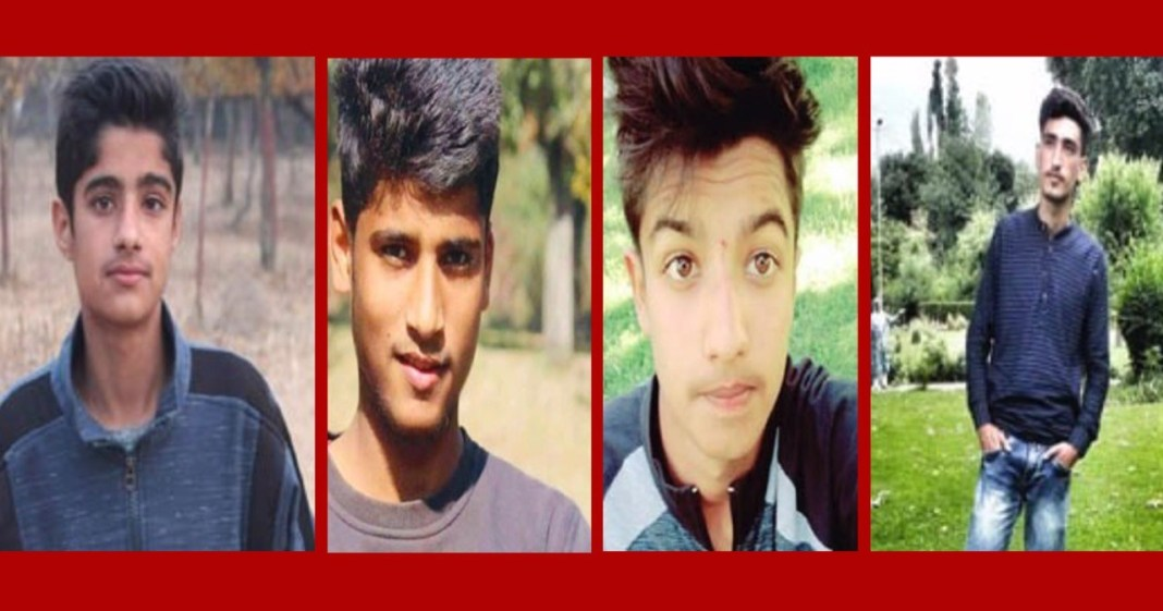 Two cousins among four boys missing from Sopore, families seek help to trace them