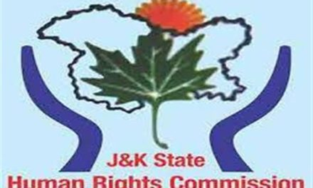 SHRC Directs Govt To Register Case In Custodial Killing Of Sopore Youth