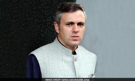 Omar Rejects Allegations About Praising Burhan, Zakir