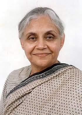 Former Delhi CM Sheila Dikshit passes away at age of 81